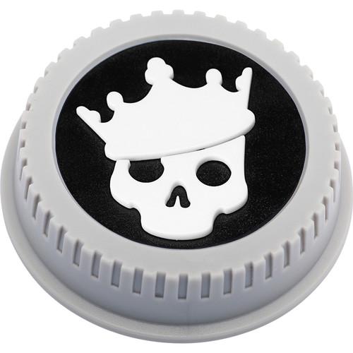 BlackRapid LensBling Skull with Crown Cap for Canon Lenses