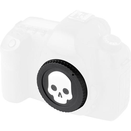 BlackRapid LensBling Skull Front Body Cap for Nikon Cameras