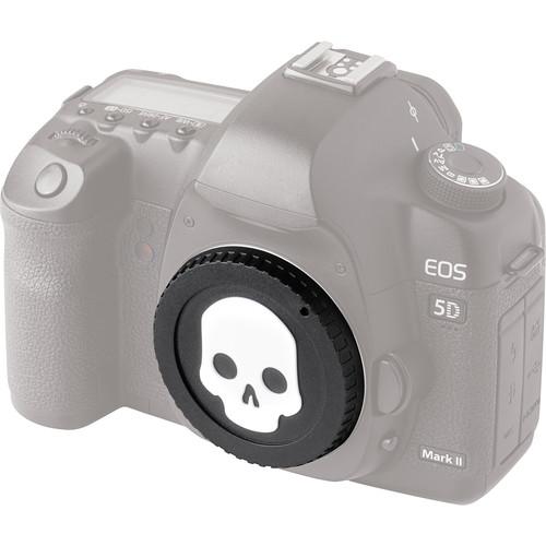 BlackRapid LensBling Skull Front Body Cap for Canon Cameras
