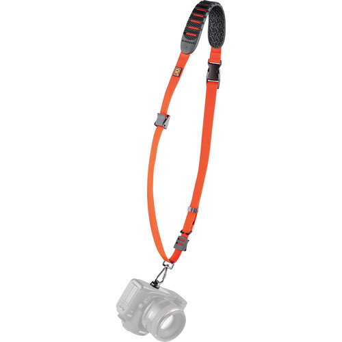 "BlackRapid 63"" Cross-Shot Sling Camera Strap (Orange)"