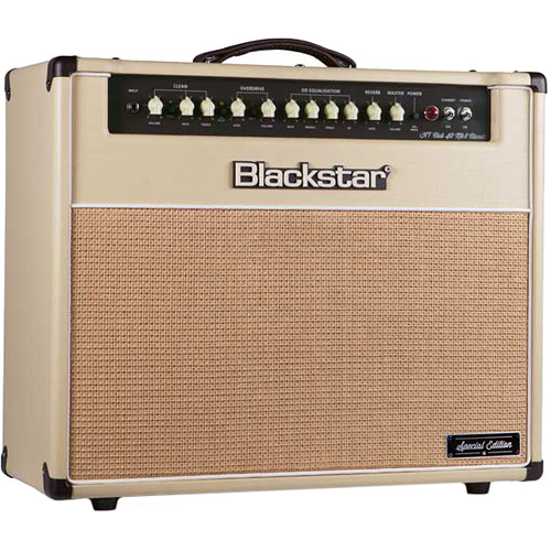Blackstar HT Club 40 MKII 40W 1x12 Combo Amp for Electric Guitars (Vintage Blonde)
