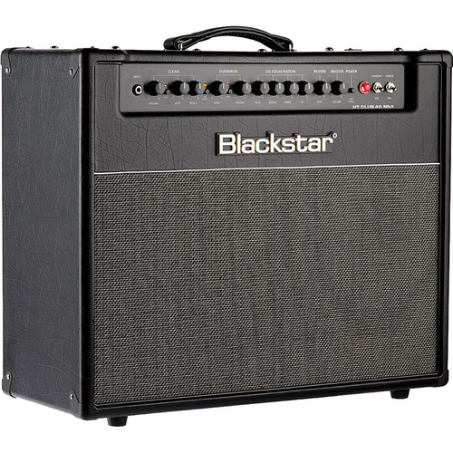Blackstar HT Club 40 MKII 40W 1x12 Combo Amp for Electric Guitars (Vintage)