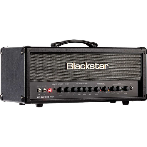 Blackstar HT Club MKII 50 - 50W Amplifier Head for Electric Guitar