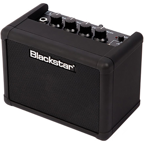 Blackstar FLY 3 Bluetooth - 3-Watt Mini Guitar Amplifier (Black)