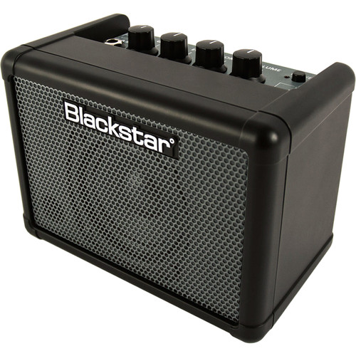 Blackstar FLY 3 Bass - 3-Watt Mini Bass Guitar Amplifier (Black)