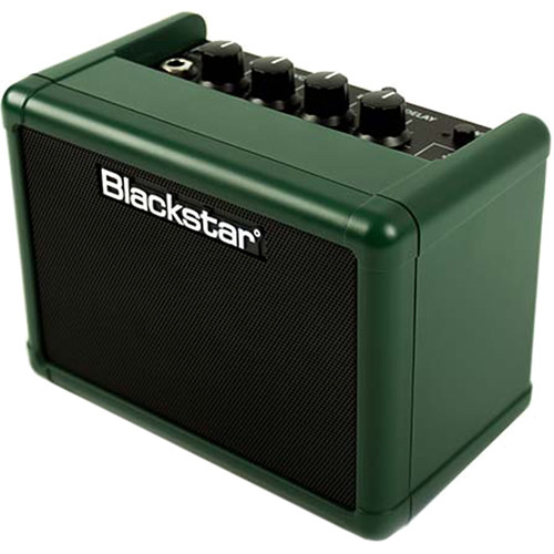 Blackstar FLY 3 3-Watt Mini Guitar Amplifier (Limited Edition Racing Green)