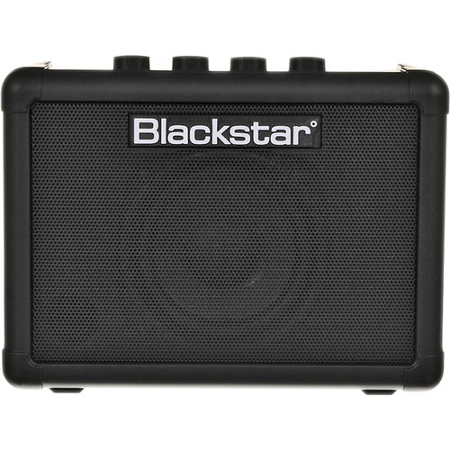 Blackstar FLY 3 Vintage 3W Mini Guitar Amplifier (Oxblood Red Grille)
