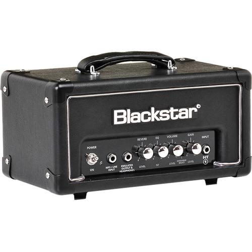Blackstar HT-1RH Tube Guitar Amplifier Head with Reverb