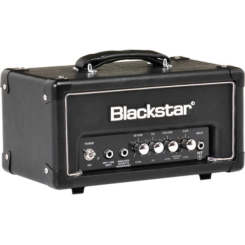 Blackstar HT-1RH Tube Guitar Amplifier Head with Reverb