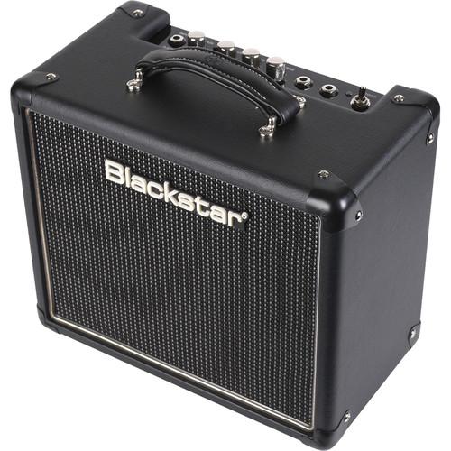 Blackstar HT-1R Tube Guitar Combo Amplifier with Reverb (Black)