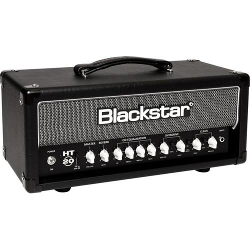 Blackstar HT-20RHMKII 20W Tube Amplifier Head