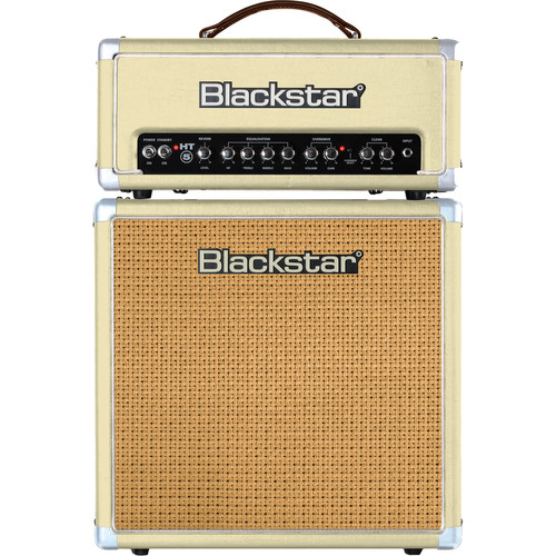 Blackstar HT-5R 5W Amplifier Head with HT-112 Cabinet (Limited Edition Blonde)