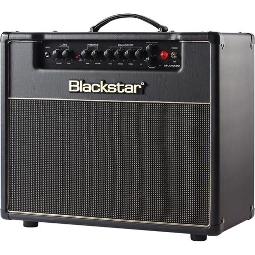 "Blackstar HT Studio 20 - 1x12"" 20W Tube Combo Amplifier"