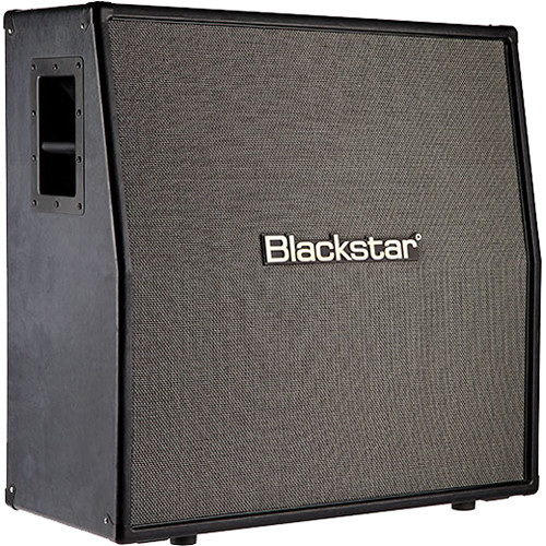 Blackstar HTV-412A MkII 320W 4x12 Speaker Cabinet for Electric Guitar Amplifiers