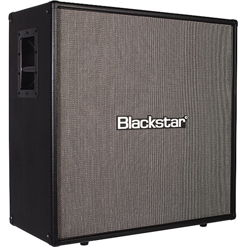 Blackstar HTV-412B MkII 320W 4x12 Speaker Cabinet for Electric Guitar Amplifiers