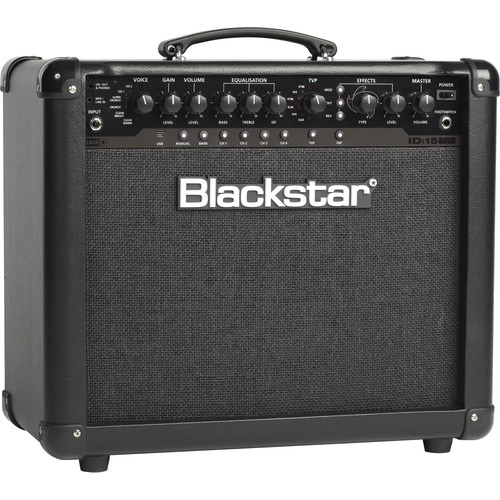 Blackstar ID:15 TVP - 15W Programmable Combo Amplifier