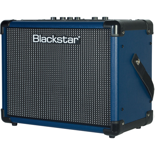 Blackstar ID:Core Stereo 10 V2 - 2 x 5W Super Wide Stereo Combo Amplifier (Limited Midnight Blue)