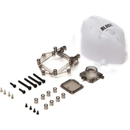 BLADE Torrent 110 FPV Drone Body (White)