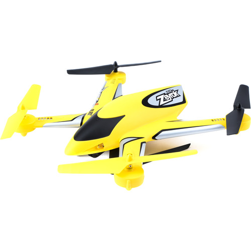 BLADE Zeyrok Quadcopter with 720p HD Camera (RTF, Yellow)