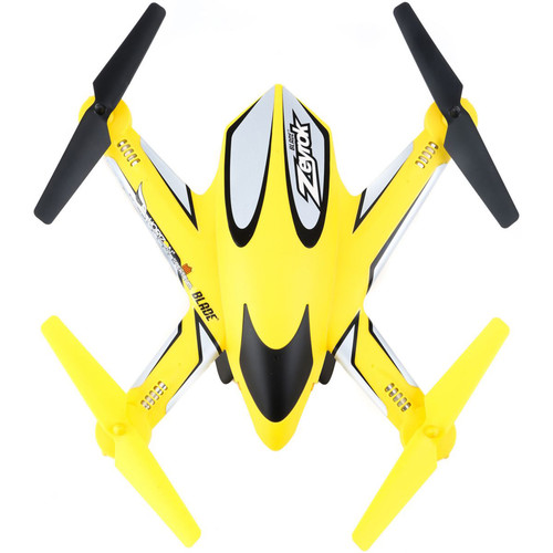 BLADE Zeyrok Quadcopter with 720p HD Camera (BNF, Yellow)