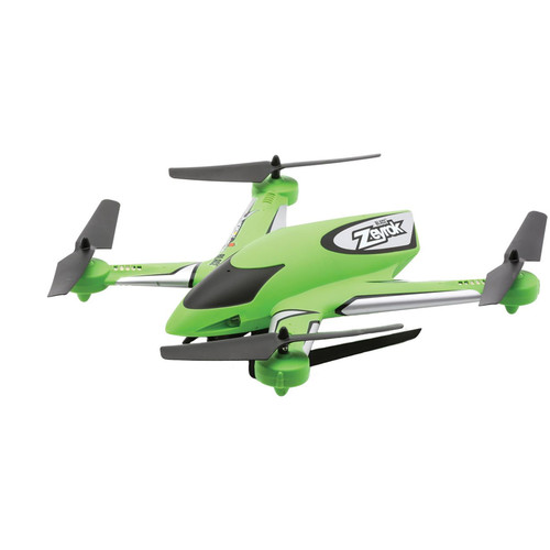 BLADE Zeyrok Quadcopter with 720p HD Camera (BNF, Green)