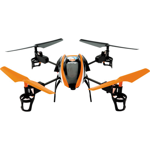 BLADE 180 QX HD Quadcopter with EFC-721 720p HD Flight Camera (Ready-to-Fly)