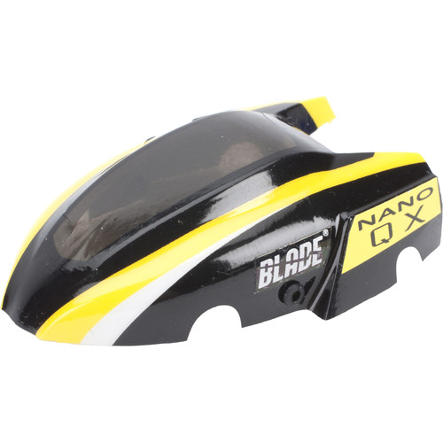 BLADE Canopy for Nano QX Quadcopter (Yellow)