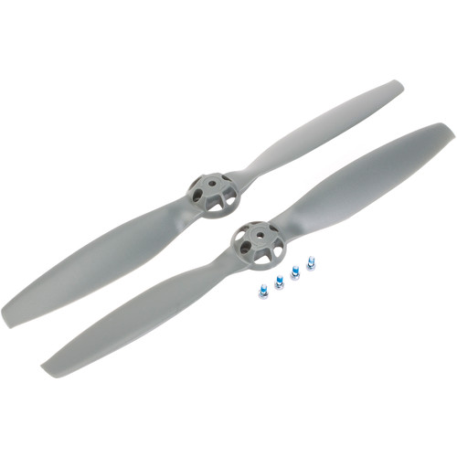 BLADE CW and CCW Rotation Prop Set for 350 QX Quadcopter (Gray)
