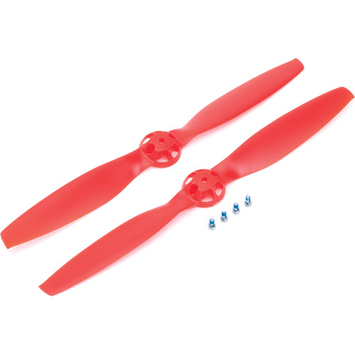 BLADE CW and CCW Rotation Prop Set for 350 QX Quadcopter (Red)