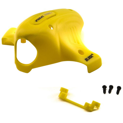 BLADE Canopy for Inductrix FPV Racing Drone (Yellow)