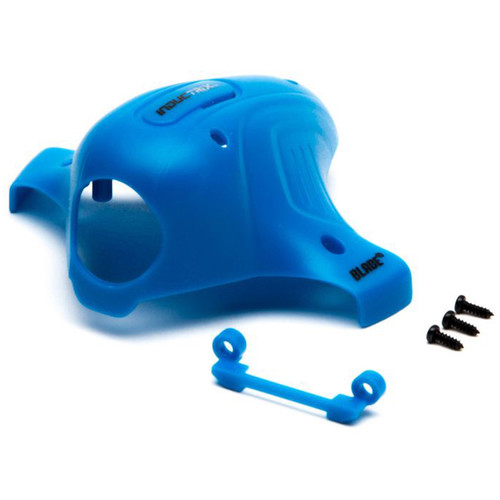BLADE Canopy for Inductrix FPV Racing Drone (Blue)