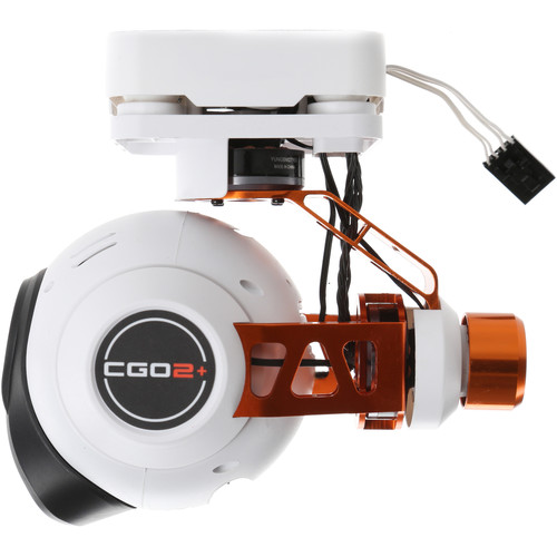 BLADE CGO2-GB+ 1080p60 Camera with 3-Axis Gimbal for Chroma Quadcopter
