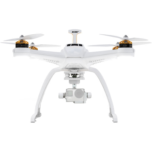 BLADE Chroma Camera Drone with 3-Axis Gimbal for HERO4 & DX4 Transmitter (RTF)