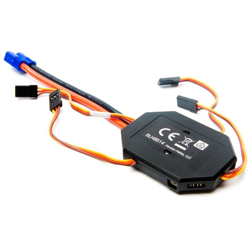 BLADE 4-in-1 Electronic Speed Control (ESC) for Mach 25 FPV Quadcopter