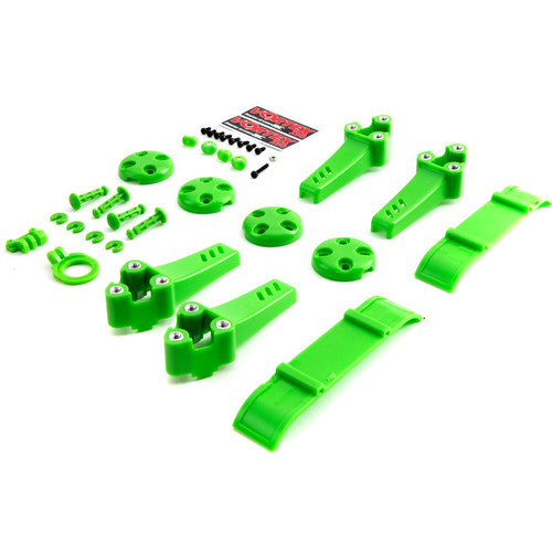 BLADE Plastic Kit for Vortex Pro Quadcopter (Green)