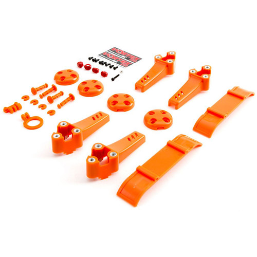 BLADE Plastic Kit for Vortex Pro Quadcopter (Orange)