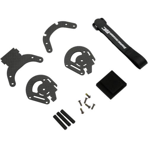 BLADE Crash Kit 4 Carbon Fiber Camera Mount & Rear Bumper for Vortex 230