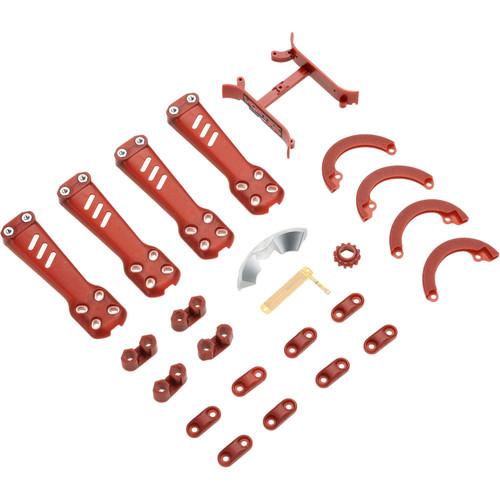 BLADE Plastic Parts Kit for Vortex 230 Mojo (Red)
