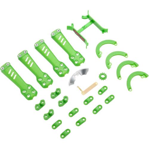 BLADE Plastic Parts Kit for Vortex 230 Mojo (Green)