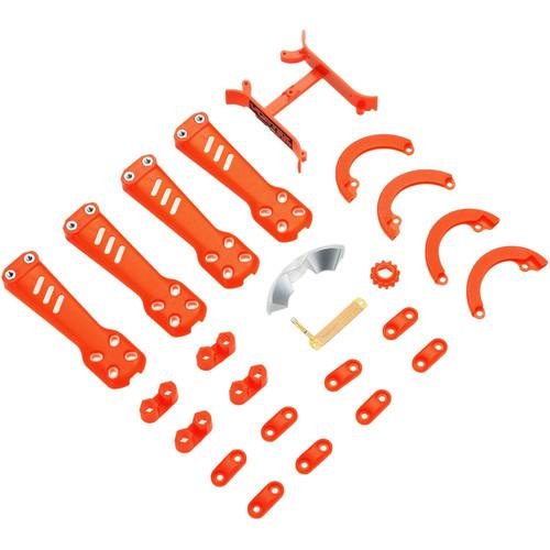 BLADE Plastic Parts Kit for Vortex 230 Mojo (Orange)