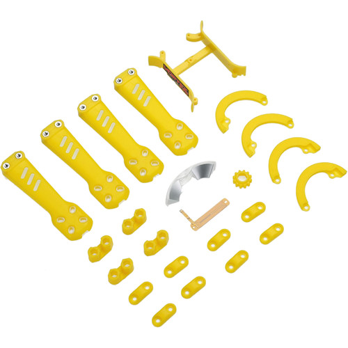 BLADE Plastic Parts Kit for Vortex 230 Mojo (Yellow)