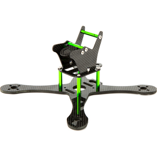 "BLADE Theory X 195 FPV Racing Airframe Kit with GoPro HERO3/4 Mount (for 5"" Propellers)"