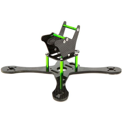 """BLADE Theory X 220 FPV Racing Airframe Kit with GoPro HERO3/4 Mount (for 6"""" Propellers)"""