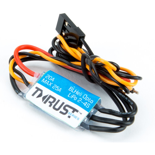 BLADE 20A BLHeli OPTO Thrust Electronic Speed Controller (4-Pack)