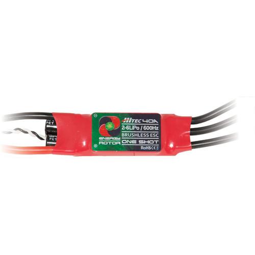 BLADE Energy Rotor Brushless ESC (40A, 4-Pack)