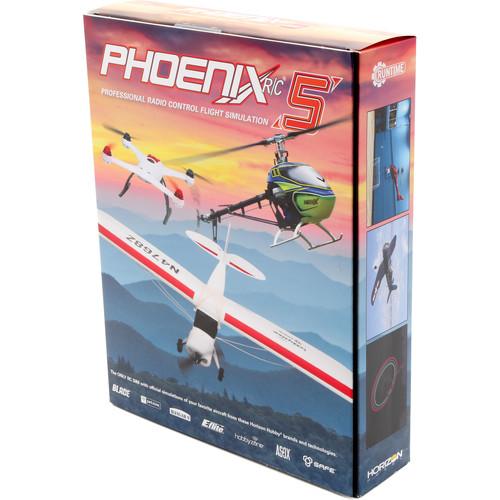 Phoenix R/C Pro Simulator V5.0
