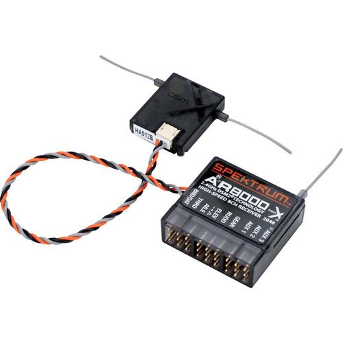Spektrum AR8000 8-Channel DSMX Receiver