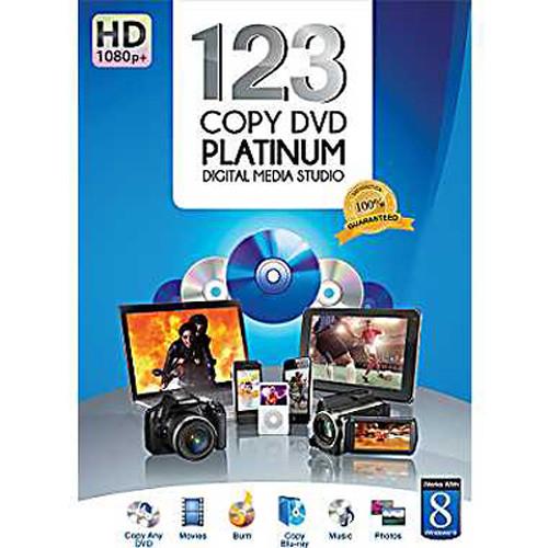 Bling Software 123 Copy DVD Platinum 2013 (Download)