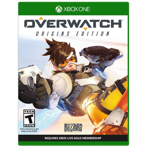 Blizzard Entertainment Overwatch: Game of the Year Edition (Xbox One)