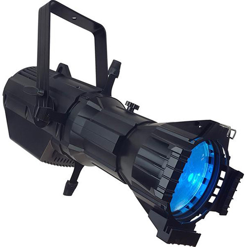 Blizzard Lighting Aria Profile RGBW LED Ellipsoidal Spot Fixture